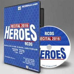 2016 RCDS Recital